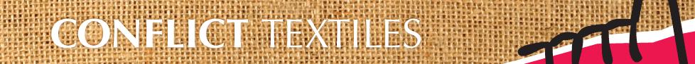 Conflict Textiles Website