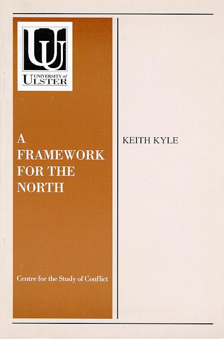 Cain Csc Report A Framework For The North