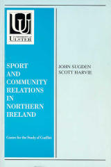 Sport and Community Relations in Northern Ireland frontispiece