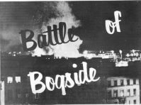 front cover - Battle of Bogside