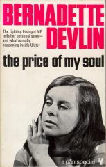 front cover - The Price of My Soul