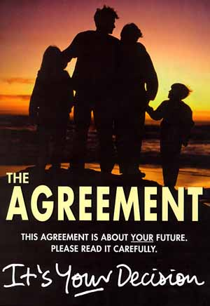 Cain Events Peace The Agreement Agreement Reached In The Multi