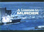 Screen grab of Panorama A Licence to Murder