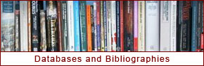 Databases, bibliographies, biographies, etc.