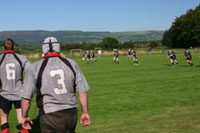 Rugby Game, Limavady