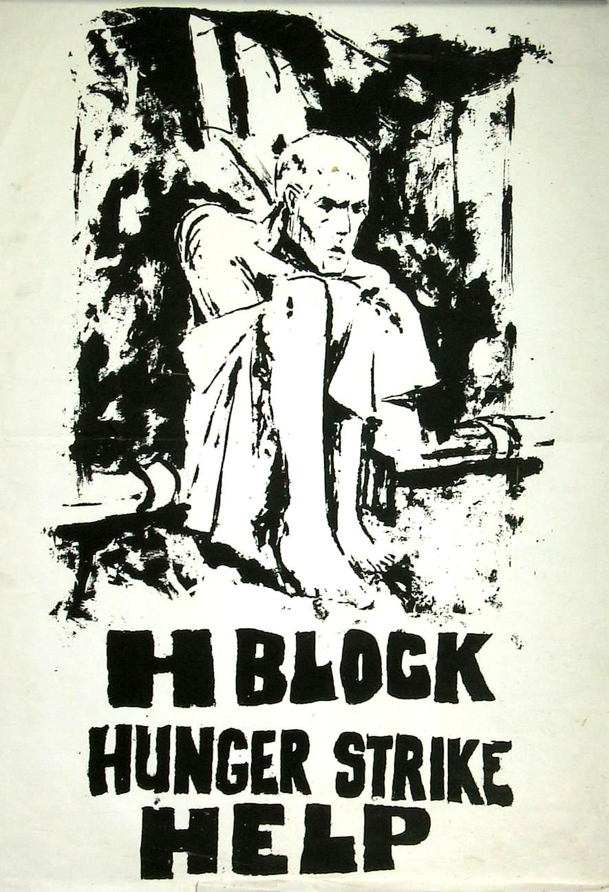 Irish Republican Army Posters Of a number of posters in