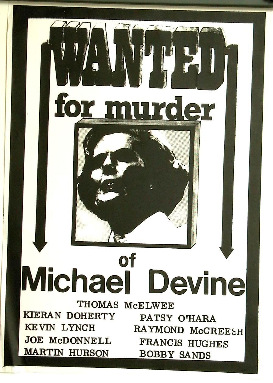 CAIN Posters Examples of Hunger Strike and Prisoners Campaign