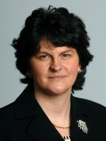 photograph of  Arlene Foster