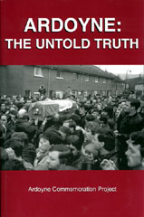 front cover - Ardoyne: The Untold Truth