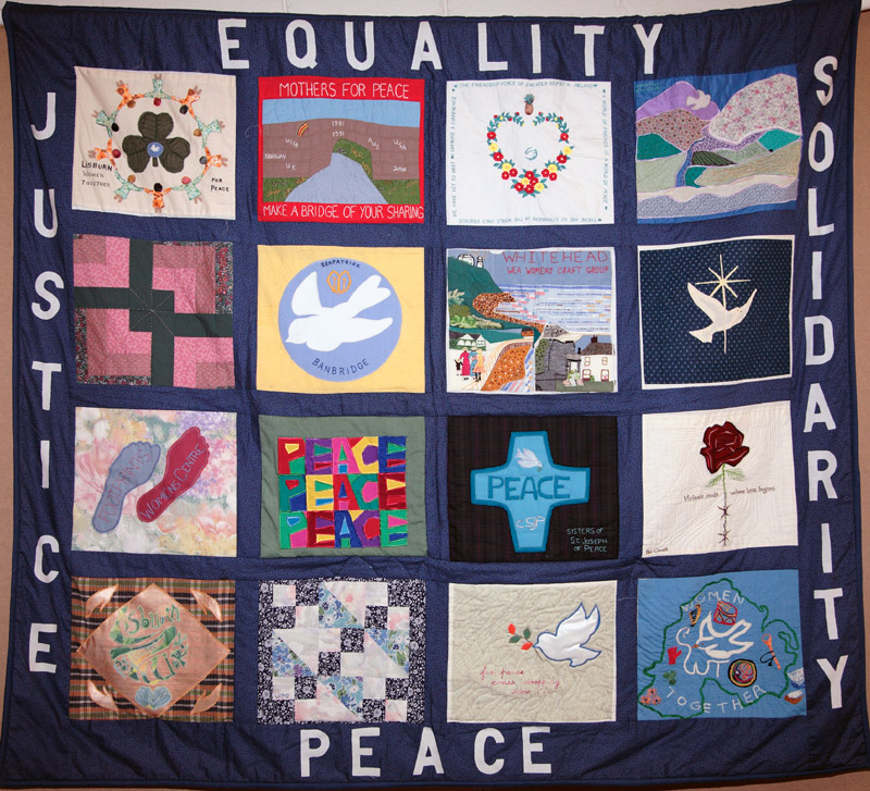 Cain Quilts Exhibition 2008 Irish Quilts The Art Of