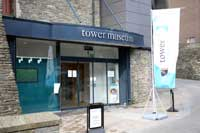 photograph of the tower museum