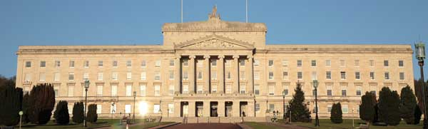 photo of stormont building