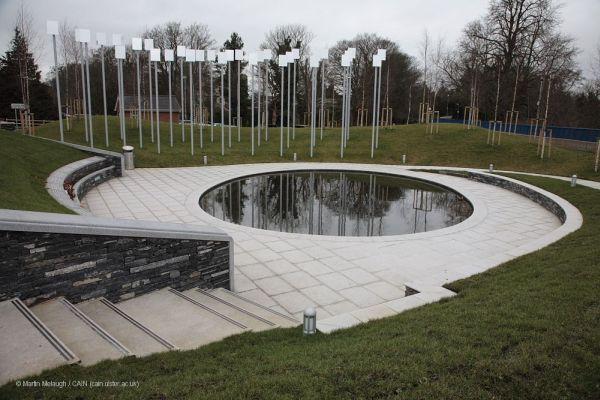 Cain Victims Memorials Omagh Bomb Memorial Garden