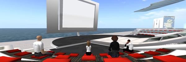 Second Life screen shot